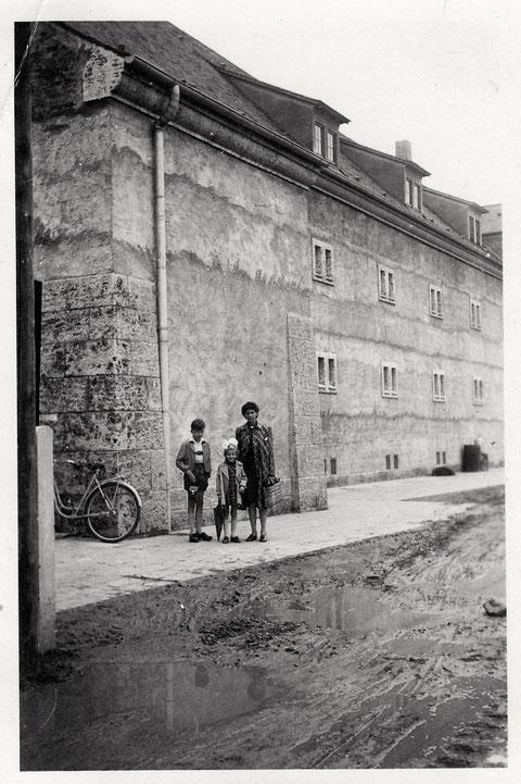 Gartenstadt-Bunker - ca. 1940