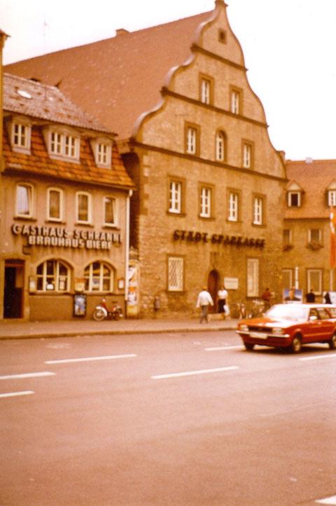 Roßmarkt - Alte Schranne - 1979