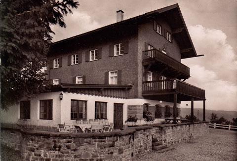 Riederalp - Immenstadt im Allgäu - um 1960
