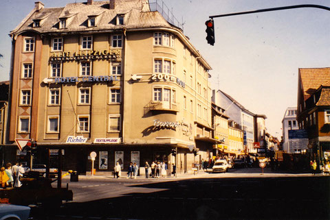 Gestern - Bavaria Kino