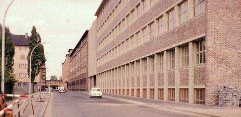 Juli 1960 - Fa. SKF in der Schrammstraße