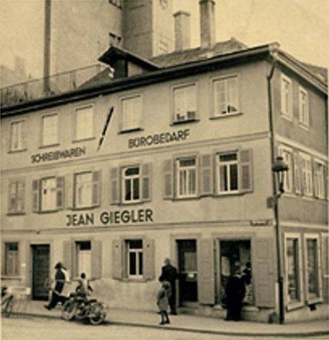 Giegler Schreibwarenbedarf - Georg-Wichtermann-Platz 3