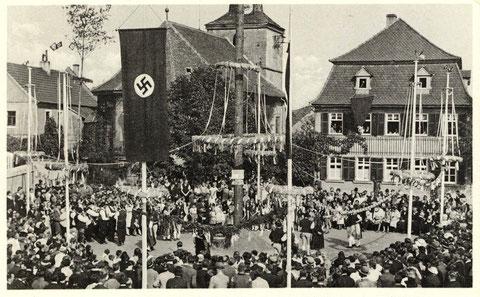 Plantanz um 1942