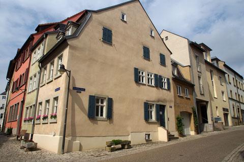 Krumme Gasse Schweinfurt 2014
