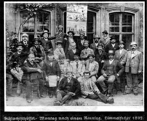 Schlachtschüssel 11.5.1893