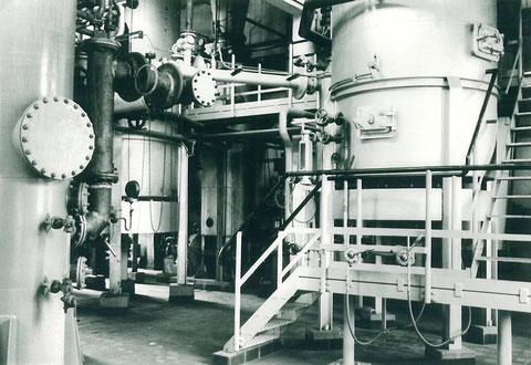 Spaltanlage 1965