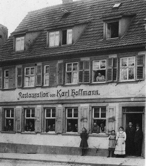 ca. 1920 - Bauerngasse 65