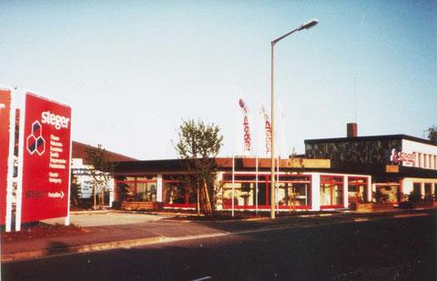 1984 nach erfolgtem Umbau