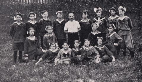 Jugendturnerinnen 1920