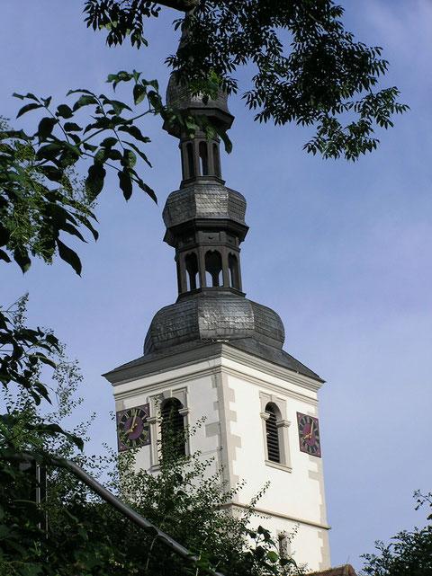 St. Salvator im Juni 2007
