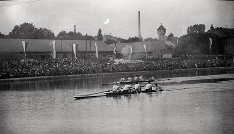 Dt. Meisterschaft 1926 - Danke an Frau Ilse Rankl