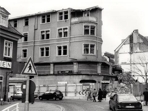 Foto: Laszlo Ruppert - Bavaria-Kino wird abgerissen