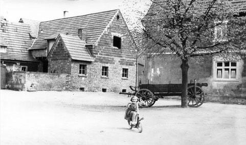 1952 - Am kleinen Plan - Danke Peter Wiegand