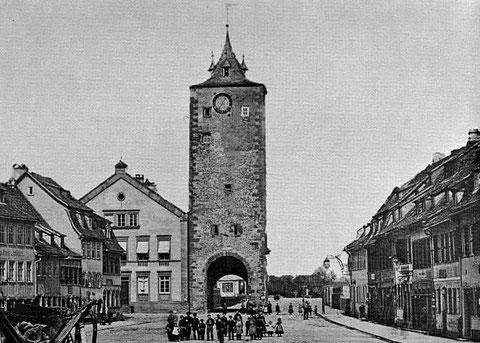 Kornmarkt und Obertor
