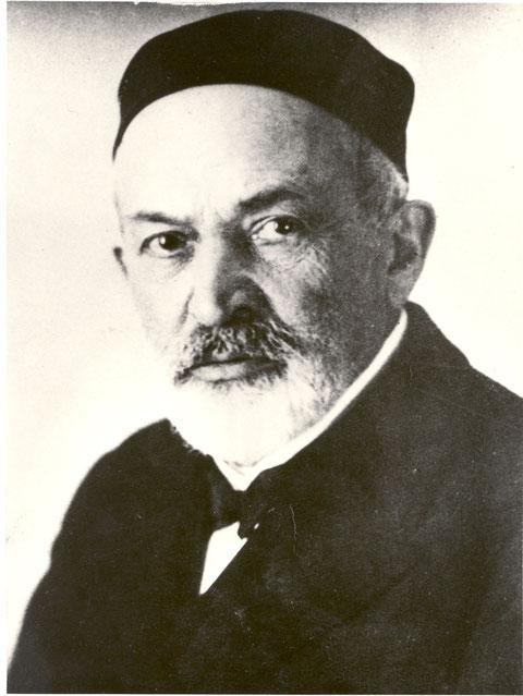 Dr. Salomon Stein