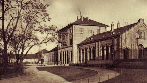 Stadtbahnhof