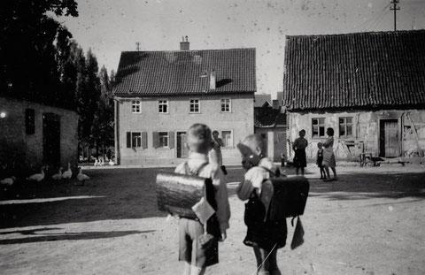 Weipoltshausen ca. 1950