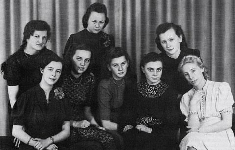 Das erste Abitur im Jahr 1941