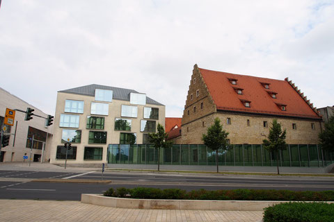 Brückenstrasse Zollamt-Ebracher Hof