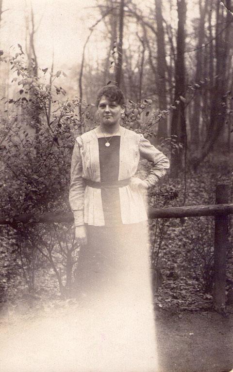 Hulda Grimmer, verh. Jobst