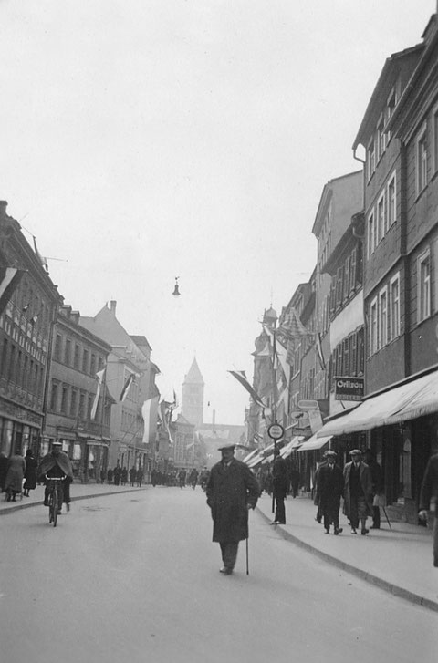 1933 - Spitalstraße