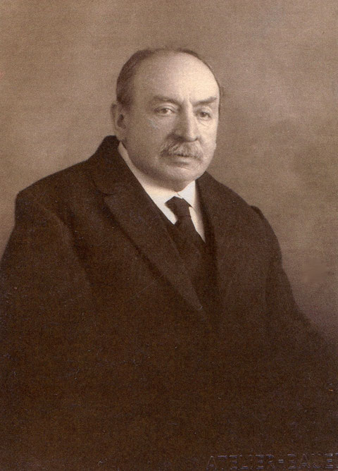 Karl Lengfeld, der Sohn von Bernhard Lengfeld