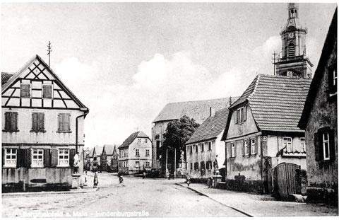 """Hindenburgstraße"""