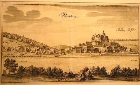 1656 - von Caspar Merian