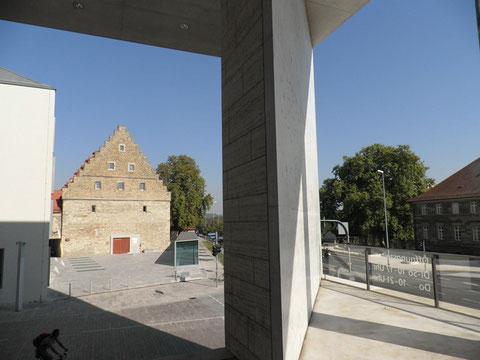 Museum Georg Schäfer - Blick auf den Ebracher Hof