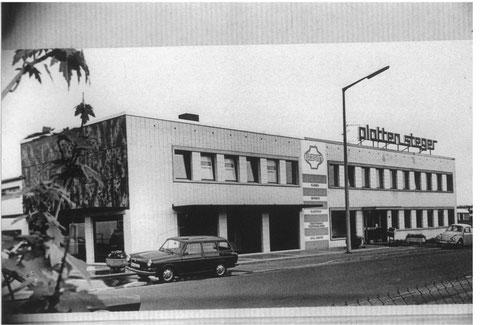 Carl-Benz-Straße 1973