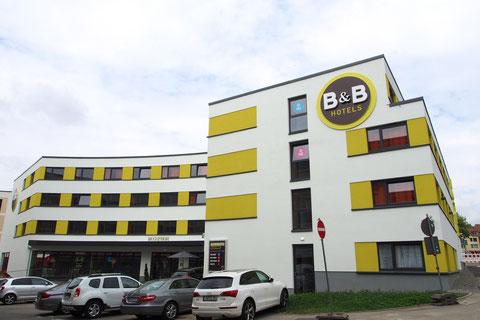 Hadergasse Schweinfurt 2014 - Hotel B&B