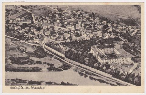 Heidenfeld 1951 - Vielen Dank an Herrn Robert Knaup