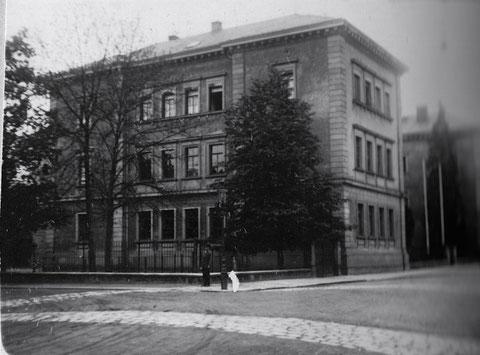 Das Gymnasium vor dem Zweiten Weltkrieg