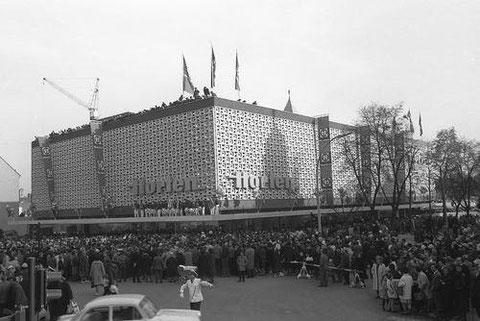 Eröffnung Horten 29. Oktober 1964