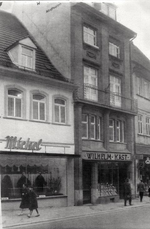 Metzgerei Wilhelm Kast - Spitalstraße 19 - Danke an Frau Christel Feyh