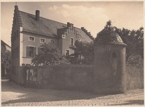 Am Graben - August 1930 - Danke an Robert Zänglein