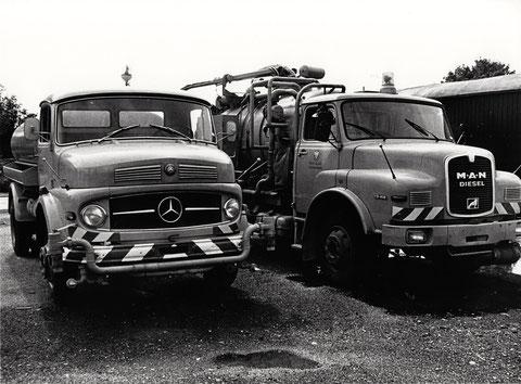 Der Bauhof stiftet zwei seiner alten, doch voll tauglichen Fahrzeuge für die Rumänienhilfe