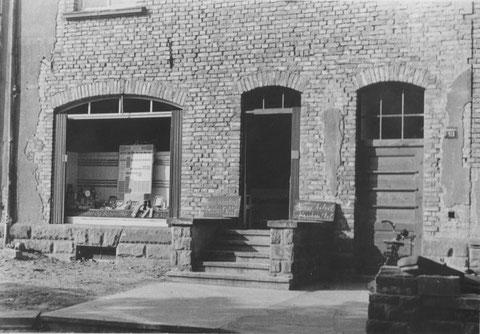 Friedhofstraße 13, Juli 1948