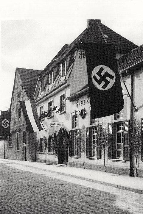 vermutlich 1. Mai 1933