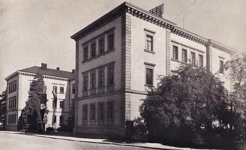 Das Celtis-Gymnasium während des Dritten Reichs 1934