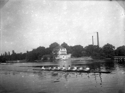 1921 - Verbands-Achter Schweinfurt