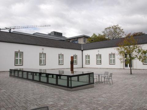 Kunsthalle - Innenhof