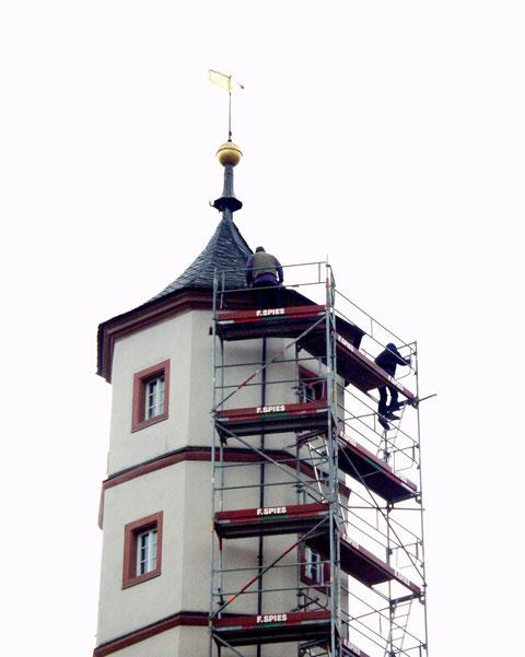 Schrotturm 2002 - Foto:Lazlo Ropert