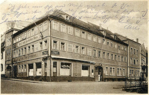 Brückenstraße 37 - 1920 - Danke an Peter Wiegand