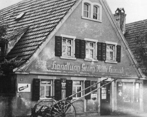1949 - Handlung Georg Wilhelm Heinrich