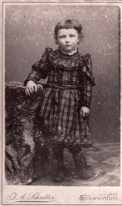 Elsa Brändlein, ca. 1894