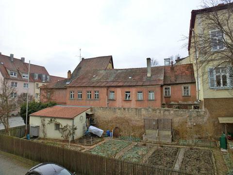 Das älteste Haus in Schweinfurt