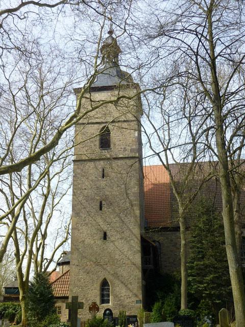 Die Kreuzkirche in Oberndorf