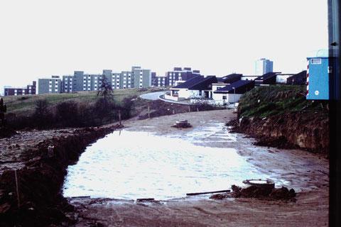 1978 - Bauabschnitt II - Danke an Christel Feyh