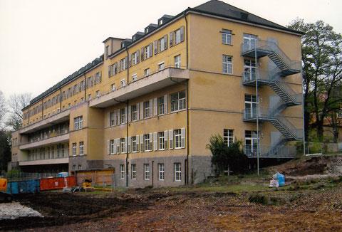 Altes Städt. Krankenhaus